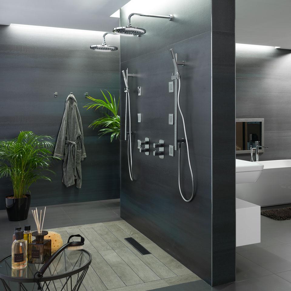 Le remplacement de la baignoire par une douche sécurisée